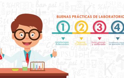 BUENAS PRÁCTICAS DE LABORATORIO (BPL) o (GLP) por sus siglas en Inglés